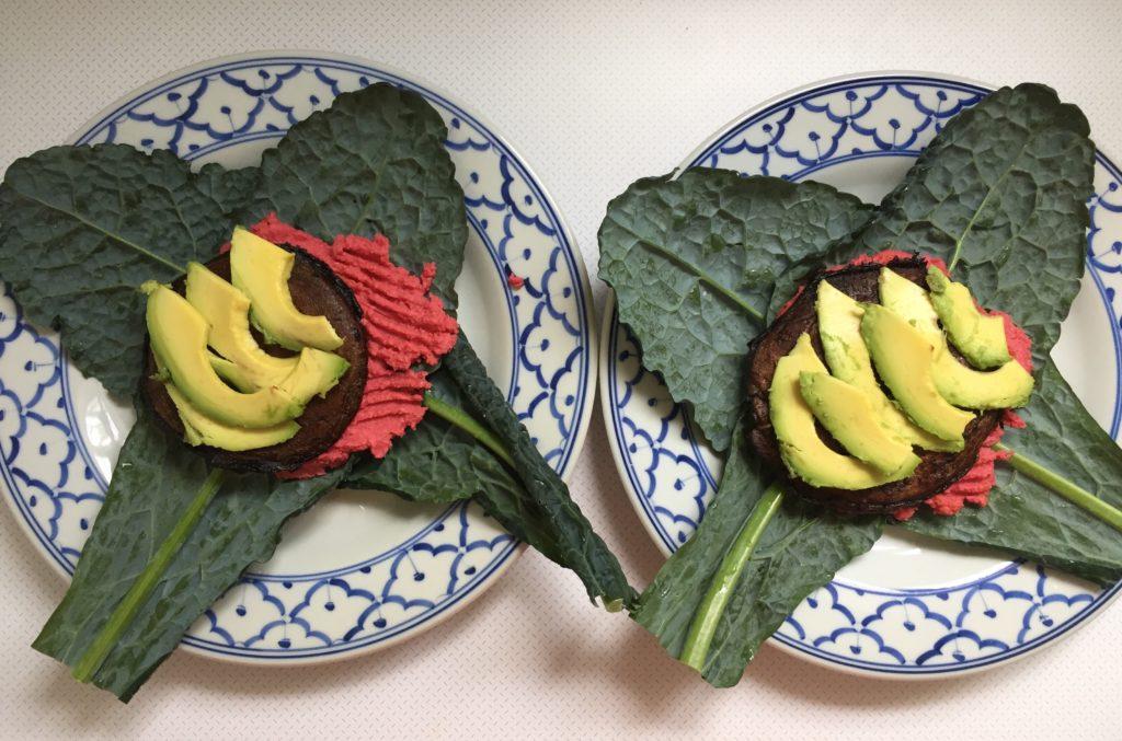 4- Avocado fatiado