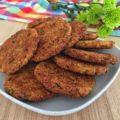 Hash Brown Vegano com quinoa